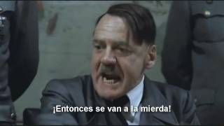 getlinkyoutube.com-Hitler se entera de sus videos