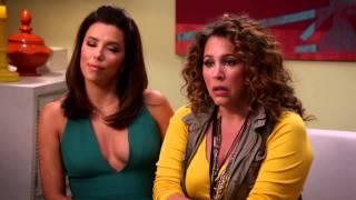 "getlinkyoutube.com-Telenovela 1x09 ""Split Personalities"" Promo Clips - Eva Longoria NBC Comedy Series"
