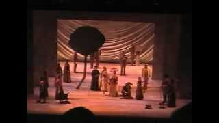 getlinkyoutube.com-SUNDAY IN THE PARK WITH GEORGE - Finale of Act 1- Raul Esparza and Melissa Errico