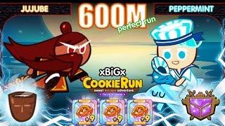 getlinkyoutube.com-CookieRun 600M [EP.1] Jujube+PepperMint สมบัติพัฟพุทรา 3 ชิ้น โหดเว่อร์ !!! | xBiGx