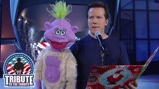 getlinkyoutube.com-Jeff Dunham meets Big Show: Tribute to the Troops 2013