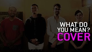 What Do You Mean? Justin Bieber (Cover Marimba) [Music Video]