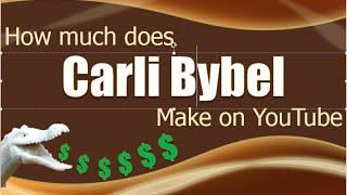 getlinkyoutube.com-How much money does Carli Bybel make on YouTube 2014