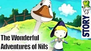 getlinkyoutube.com-The Wonderful Adventures of Nils - Bedtime Story (BedtimeStory.TV)