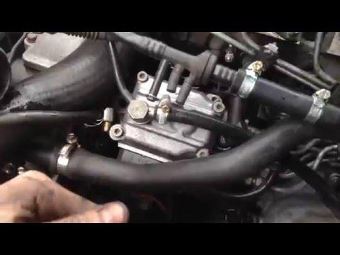 Регулировка угла опережения впрыска на ТНВД тестером (m51 BMW Opel RangeRover)
