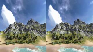 getlinkyoutube.com-Virtual reality travel - 3D extreme stereoscopic - HD