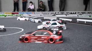 waru wangan z ラジコン ドリラジ модели RC Drift 1:10