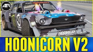 HOONICORN V2 TEST DRIVE!!! - GTA 5 Mods