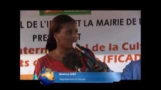 Culture : cérémonie de clôture du FICAD