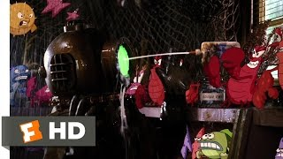 getlinkyoutube.com-The SpongeBob SquarePants Movie (7/10) Movie CLIP - Shell City Comes Alive (2004) HD