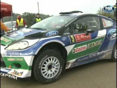 WRC Rally Portugal 2012 - 3ra etapa