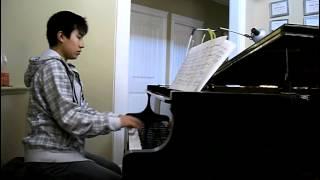 getlinkyoutube.com-Synchrogazer - Senki Zesshou Symphogear OP [Piano] (Nana Mizuki)