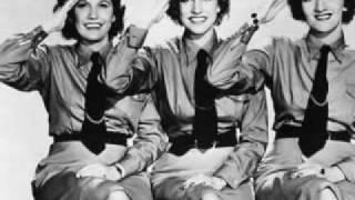 getlinkyoutube.com-Andrews Sisters - Rum And Coca Cola (Rare DOT Recording)