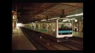 getlinkyoutube.com-【走行音】901系B編成 モハ901-4 大船→大宮 東芝GTO-VVVF '93.11.23