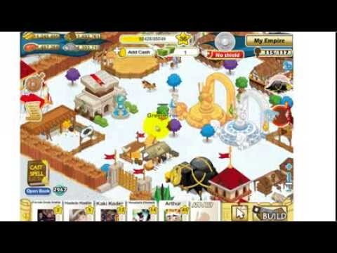 HACK social empires Cheat Engine 6.2 or 6.3 or 6.1 cash + gold + wood ....