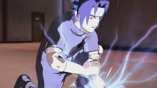 getlinkyoutube.com-Naruto The Broken Bond - Sasuke vs Itachi