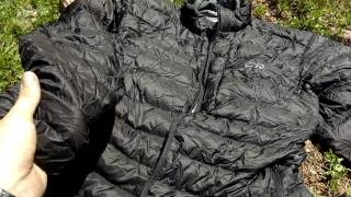 getlinkyoutube.com-Gear Review - Outdoor Research Transcendent Sweater