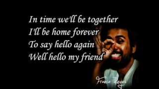 getlinkyoutube.com-franco - this gathering with lyrics