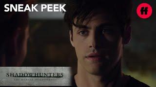 getlinkyoutube.com-Shadowhunters   1x05 Sneak Peek: Jace & Alec   Freeform