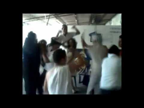 Harlem shake CGGB