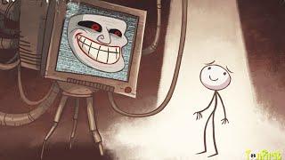 getlinkyoutube.com-Troll Face Quest 13 - Walkthrough