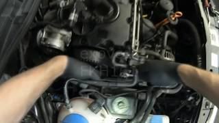 VW A4: BEW TDI Camshaft Position Sensor Replacement (Part 1)