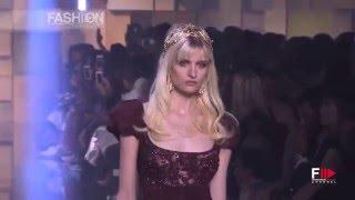 getlinkyoutube.com-ELIE SAAB Full Show Fall 2015 Haute Couture Paris by Fashion Channel