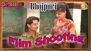 getlinkyoutube.com-Shhoting Footage Of Bhojpuri Film Star Dharmesh Mishra