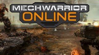getlinkyoutube.com-MechWarrior Online - TotalBiscuit & AngryJoe vs. The World [Sponsored video]
