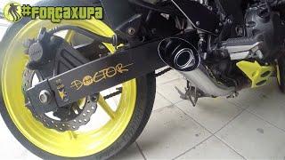 getlinkyoutube.com-✘ KAWASAKI Z750 + SUPER GP TORBAL ESCAPE - Z7galo™
