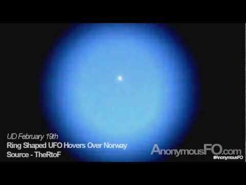 Best UFO Sightings Of February 2013, AFO