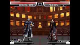 getlinkyoutube.com-[KOFM Lv.2] Boss Original Zero vs Boss Psyqhical