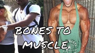 getlinkyoutube.com-5 Year Transformation | Bones To Muscle