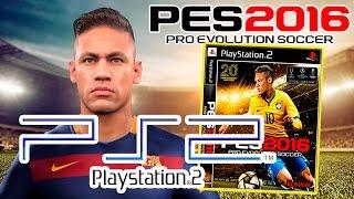 getlinkyoutube.com-PES 2016 PS2 - Gameplay Español [PES 2016 PS2 Ultimate Team]