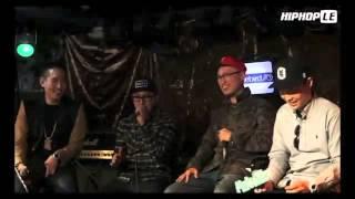 getlinkyoutube.com-MC Meta & Huck'P 프리스타일 (힙합 LE 중...)