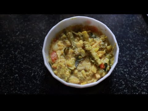 Kerala Avial Recipe Video in Malayalam