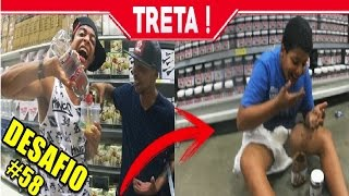 FICAMOS FECHADO DENTRO DO SUPERMERCADO!!!