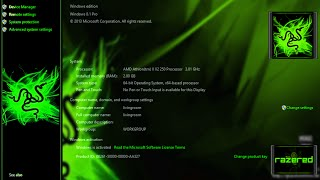 getlinkyoutube.com-Windows 8.1 theme Razer Green