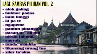 Lagu Sambas Pilihan Vol. 2