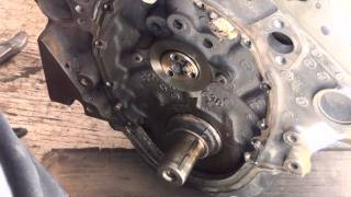 getlinkyoutube.com-Installing A Timing Kit Chevy V8