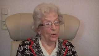 Janny 90 år - fallskador