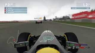 getlinkyoutube.com-German Grand Prix - Lewis Hamiltons Overtakes To get Him Into 1st