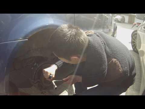 Ремонт суппортов, замена колодок или предпродажная подготовка автомобиля mercedes vaneo