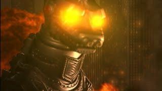 getlinkyoutube.com-Wrath of Mechagodzilla (Godzilla Stop Motion)