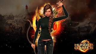 getlinkyoutube.com-The Sims 4: Hunger Games - Katniss Everdeen