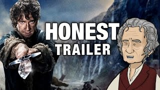 getlinkyoutube.com-Honest Trailers - The Hobbit: The Battle of the Five Armies (feat. HISHE)