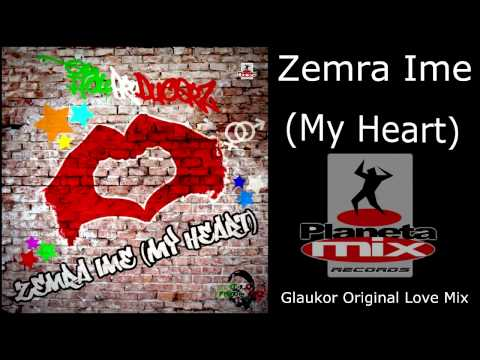 Italoproducerz - Zemra Ime (My Heart) (Glaukor Original Love Mix) Eder ItaloDance 2k13