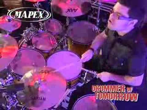 Respect - on Drums: Andrea Vadrucci DoT Contest08 Frankfurt