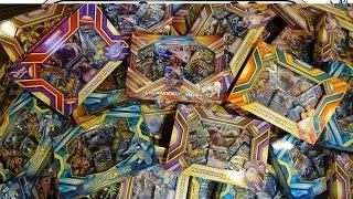 Opening 50 Pokemon EX & GX Boxes width=