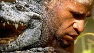 getlinkyoutube.com-Hombre cocodrilo: una tortura
